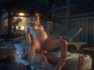 Tracer Preggo - Erotica Works 2020