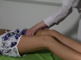 Christine Lu tickle therapy part 2