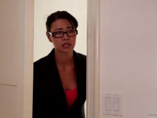 Dana vespoli seduce bree daniels while she's sad!