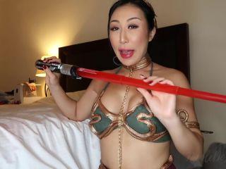 Rescue and Fuck Asian Princess Leia