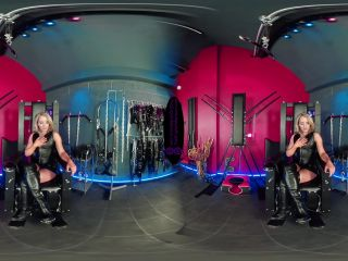 The English Mansion: Mistress Courtney - Leather Goddess - Vr | joi | 3d porn darla crane femdom