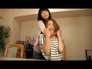 femdom foot gagging fetish porn | lhbr lesbian face slapping spitting 01 | domination