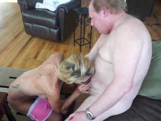 HOLLYHOTWIFE – Old Man & Photgrapher Bisexual 3Some