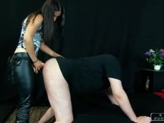 Ass Fucking – CRUEL PUNISHMENTS – SEVERE FEMDOM – Anal agony and caning Full Version – Mistress Lady Sophie