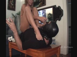 Britney - A day in the life of a house slave on femdom porn ryan conner femdom