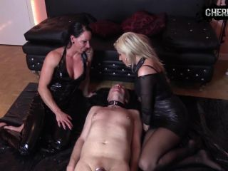 ceara lynch femdom German – CHERIE NOIR – HARD AND UNCUT – Extreme Domination kisses, spucke on german porn