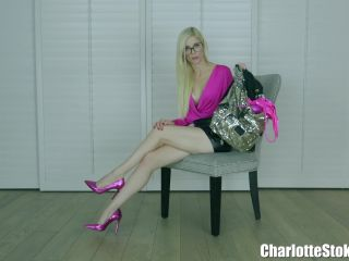 stepsister femdom femdom porn | Charlotte Stokely: You Heard Wrong | goddess worship
