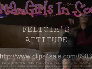Attitude - DreamgirlsInSocks (HD 2020)