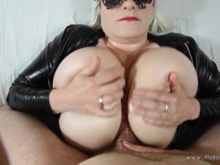 CUSTOM: Titty Fuck – Messy Cleo,  on big tits porn