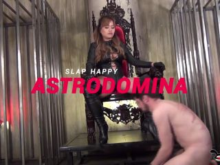 Torture Time – Astrodomina – Slap Happy Astrodomina – Face Slapping – Dungeon, CFNM!!!