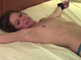 ZenTickling - Stacie Tickled Topless