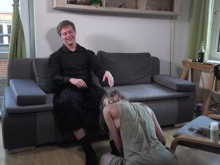 Lovely Fetish Spanking Bondage More – Tame me Miau - anal - big ass midget femdom
