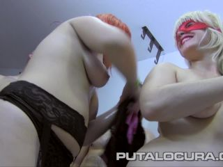 Watch Free Porno Online – Putalocura presents 196 Mey Max, Conchitta  on handjob porn