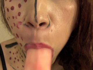 MyStacySweet - Comic BJ #Blowjob #Halloween