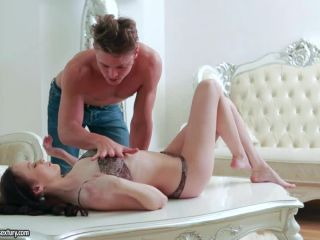 Pola Sunshine - Russian Brown Haired Natural Tits Oral Hardcore Anal F ...