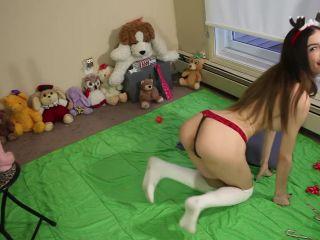 Porn online Chloe Night - Raunchy Reindeer Cums with You JOI femdom