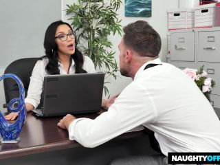 Naughty Office - Vicki Chase!!!