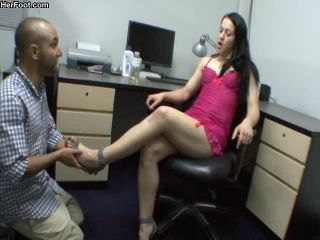 Foot domination chey11091811xt