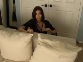 Online femdom video Tara Tainton - You Caught Your Mother Fucking Your Friend