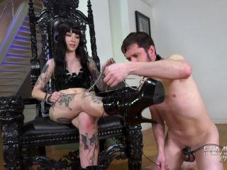 Ripe Sock Stench - Mistress Charlotte