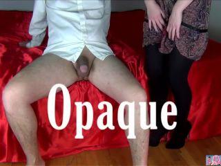 Black Opaque Legjob