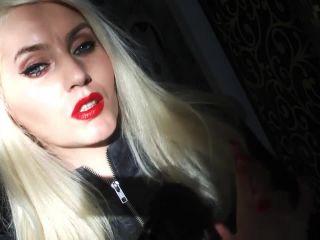 Video online Dangerous Temptation - Leather Humiliatrix - Goddess Celine