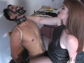 Femmefatalefilms - Miss Zoe - Snatched Part 1-6 - miss zoe on femdom porn