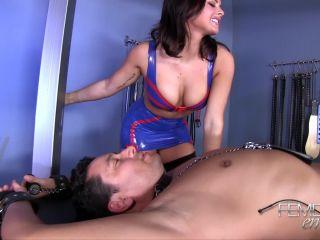 smoking fetish porn Oral Servitude – VICIOUS FEMDOM EMPIRE – Chastity Game Frustrations – Mistress Keisha Grey, chastity on femdom porn