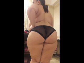 SweetheartMiaBBW - changing panties