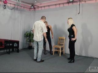 Leather Boots – CRUEL PUNISHMENTS – SEVERE FEMDOM TRIBUTE – Dirty boot cleaner – Mistress Zita and Mistress Melanie   lady zita melanie   fetish porn