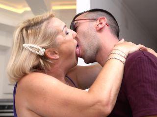Mature.nl presents Gasha  on mature porn