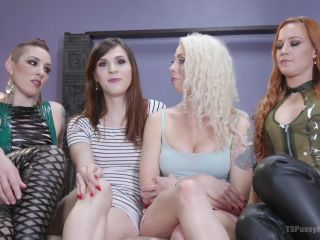 [Lorelei Lee ] TS Stefani Special Caught in a a Love Triangle and Gang Banged - May 13, 2016