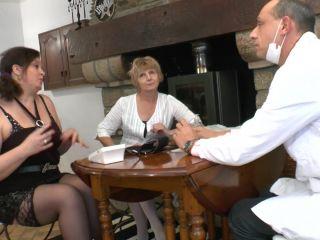 Mature.nl presents Alida (EU) (63)(MILF porn)