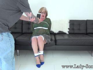 Auntie Trisha - The Blackmailed Aunt