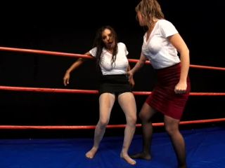FRANCESCA LE VS ANGELA SOMMERS II