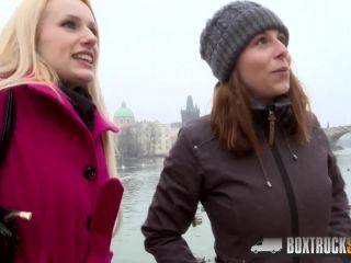 Box Truck Sex – Antonia Sainz & Angel Wicky
