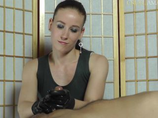 Porn online Cruel-Amazons - Mistress Anette - The Magic Of Skin On Skin (1080 HD) femdom