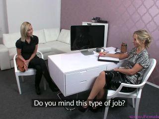 Blanka Grain Sharon Star - Amateurs, Talking, Casting