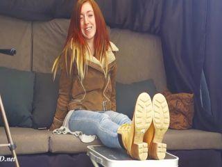 rocco anal casting Lara - Casting Bus - Season 1 - Episode 25 - Sockjob POV - Tobey for real, casting on pov