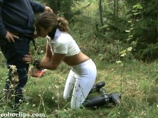 Cheating horsewoman - ponygirl fucking - part 2 of 2