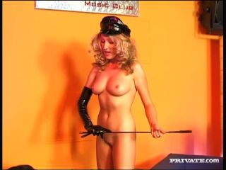 Mistress Sue and Her Two Slave Girls Fuck Two Men and Get Their Cum