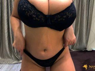 Bboobscarol - Massive Boobs Oil Fetish - FullHD