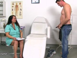 SpermHospital – edith b 1 | mature | mature