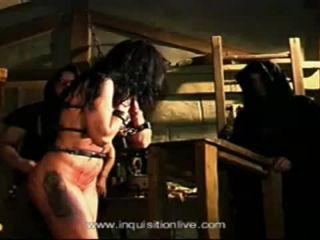 Inquisitionlive - Crucifixion!!!