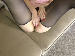 Amateur Fuck Big Ass beloved Stepsister - blowjob, footjob