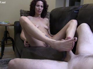 Footjob + Pussy Pleasure – Arches, Toes, Heels, Soles on fetish porn bbw fetish porn