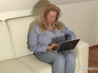 Abbi Busty Manager