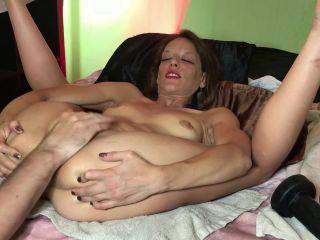 Anal fisting and prolapse