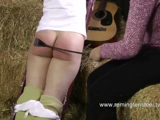 spr-1092-Stable Girl whipped