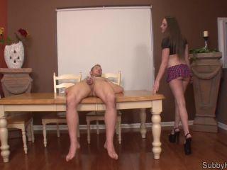 Porn online Subby Hubby – Melanie Masturbation Milking